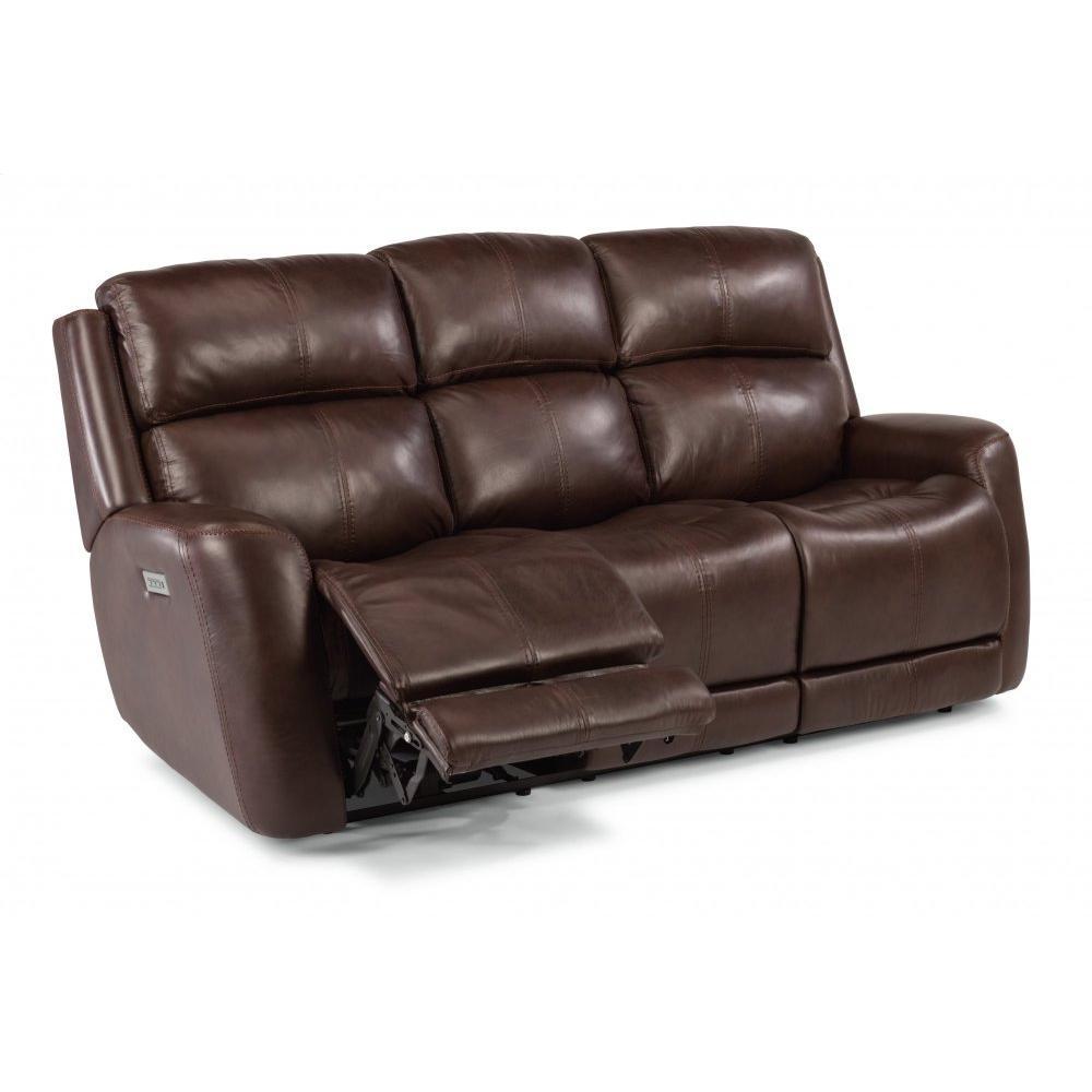 Zelda Power Reclining Sofa with Power Headrests