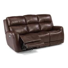 Zelda Power Reclining Sofa with Power Headrests