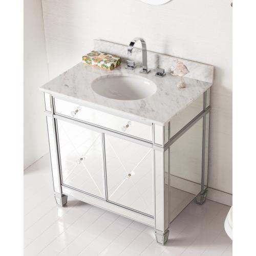Mirage Vanity and Sink