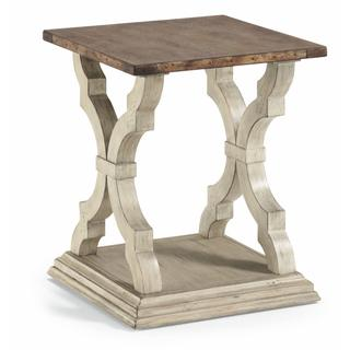 See Details - Estate Chairside Table