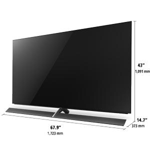 TC-77EZ1000C 4K Ultra HD OLED Televisions