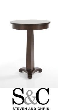 Gemini End Table