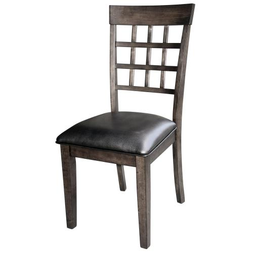 A America - Gridback Upholstered Side Chair