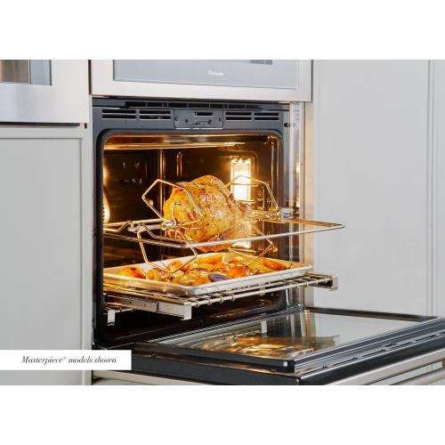 Thermador - Double Steam Wall Oven 30'' Stainless Steel MEDS302WS