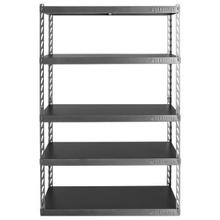 """View Product - 48"""" Wide EZ Connect Rack with Five 18"""" Deep Shelves"""