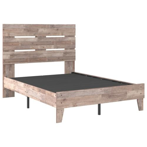 Signature Design By Ashley - Neilsville Full Panel Platform Bed