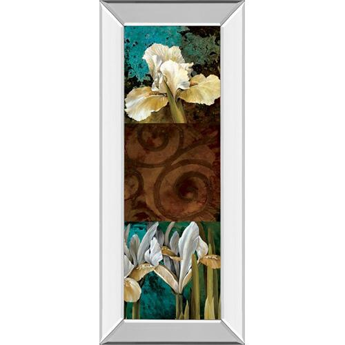 """From My Garden I"" By Linda Thompson Mirror Framed Print Wall Art"