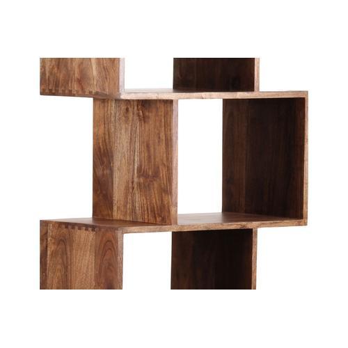 Portola Walnut 6 Cube Bookcase, 2001-1232WW