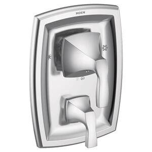 Voss chrome posi-temp® with diverter valve trim Product Image