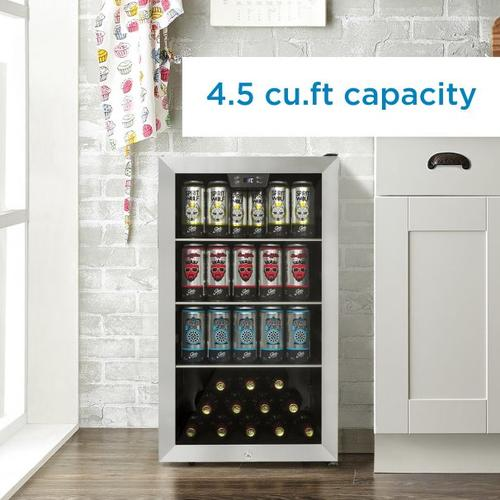 Danby - Danby 115 Can Beverage Center