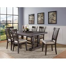 Napa 6-Piece Dining Set (Table & 6 Side Chairs)