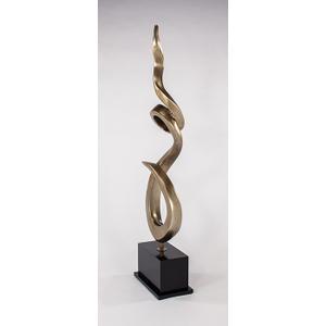 """Artmax - Floor Sculpture 20.5x13x72"""""""