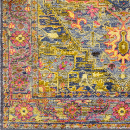 "Silk Road SKR-2305 2' x 2'11"""