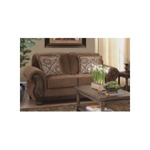 Hughes Furniture - 8000 Loveseat
