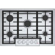 See Details - 800 Series Gas Cooktop 30'' Stainless steel NGM8056UC