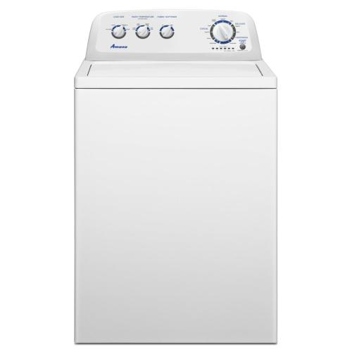 Amana 3.9 cu. ft. Top Load Washer with Dual Action Agitator