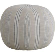 U110-00 Medicine Ball Outdoor Ottoman