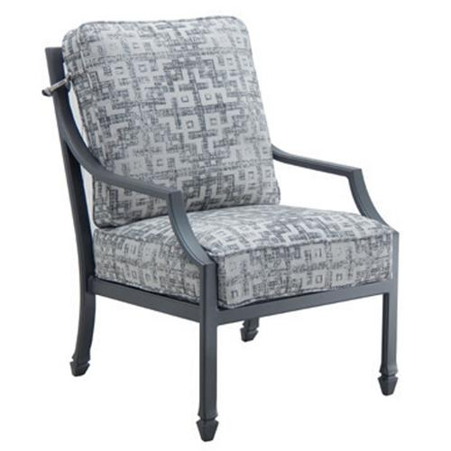 Castelle - Lancaster Cushioned Dining Chair