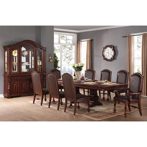 Casa del Mar Trestle Dining Table