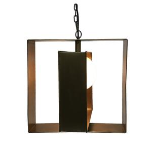 Niles Large Square Pendant Product Image