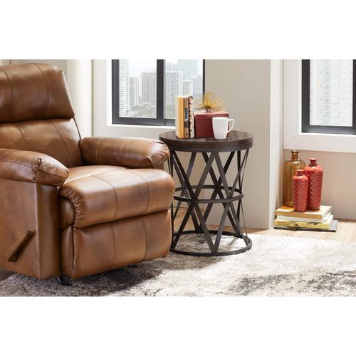 Lane Home Furnishings - 7327 Barrel Table