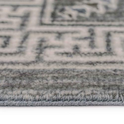 """Gallery - Siam-Tile Lt. Grey - Rectangle - 3'6"""" x 5'6"""""""