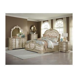 See Details - Antoinetta Marble Top Dresser