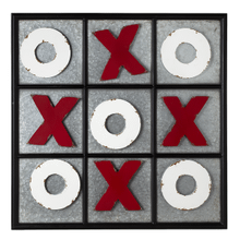 Tic-Tac-Toe Wall Magnet Board