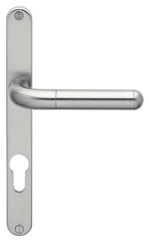 Lever on Escutcheon Set - Complete full dummy set Product Image