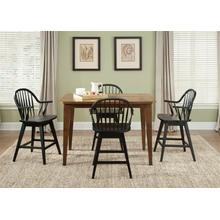 View Product - Optional 5 Piece Gathering Table Set