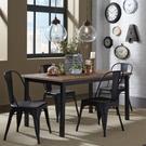 Opt 5 Piece Rectangular Table Set Product Image