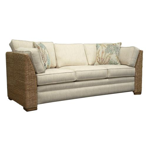 Queen Sleeper, Available in Antique Palm or Banana Finish.