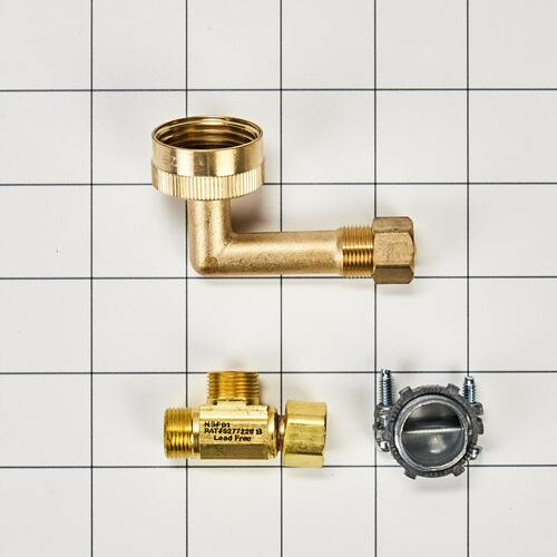 Dishwasher Water Line Installation Kit - Other