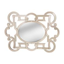 See Details - Classic Design Mirror with Openwork Frame