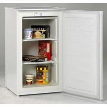 See Details - Model VM302W - 2.8 Cu. Ft. Vertical Freezer - White