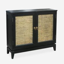 Stacey Sideboard (40x12x36), Antique Black Wash