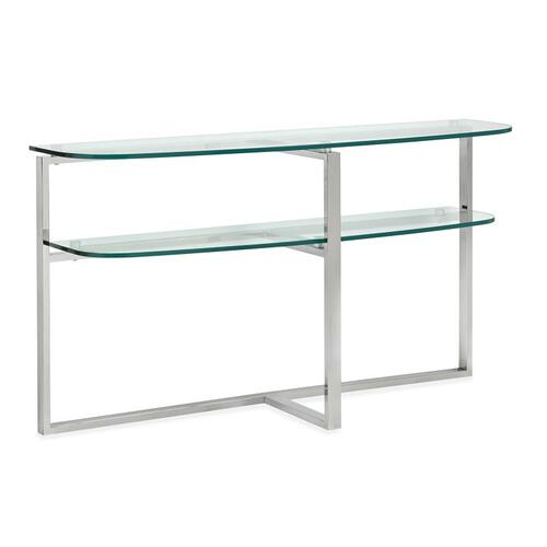 Shaped Sofa Table