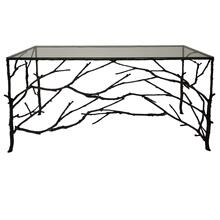 Adeline Cast Metal Branch Console Table