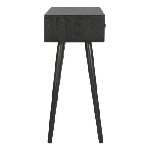 Safavieh - Dean 2 Drawer Console - Black