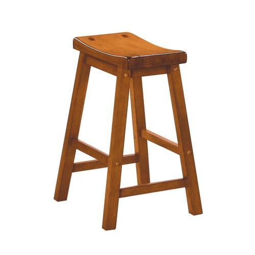 """Product Image - 18"""" Oak Barstool"""
