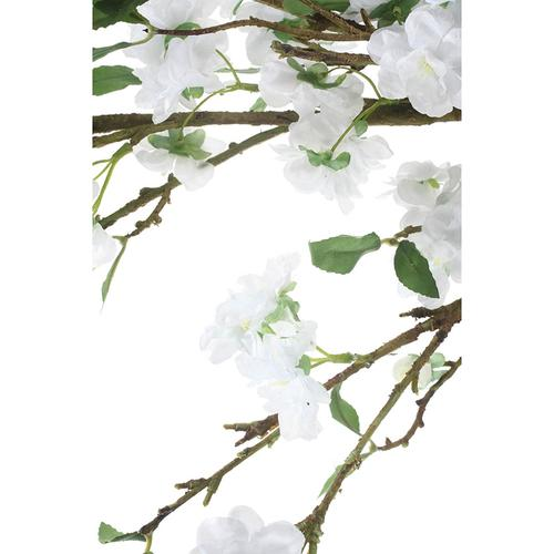 Faux Apple Blossom Branch