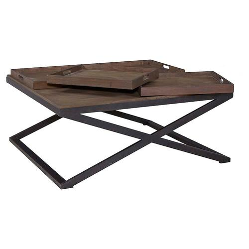 Artisanal Tray Cocktail Table