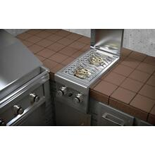 View Product - Slide-In Double Side Burner Propane Gas Grill
