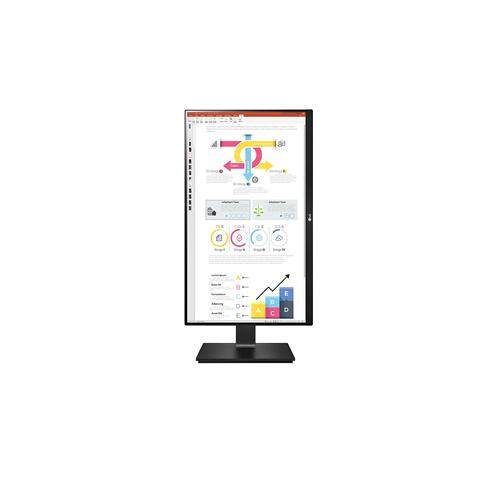 """LG - 23.8"""" IPS QHD Monitor with HDR10, USB Type-C™ Port, AMD FreeSync™, Reader Mode, & Flicker Safe"""