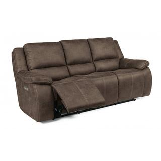 Kaylen Power Reclining Sofa with Power Headrests