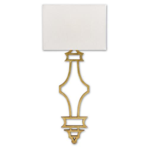 Currey & Company - Eternity Gold Wall Sconce