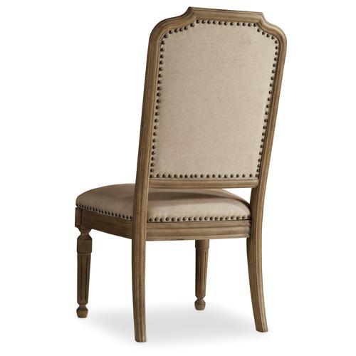 Corsica Uph Side Chair - 2 per carton/price ea