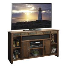 "Old West 65"" TV Console"