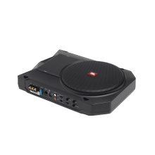 "BassPro SL2 Self-Powered, 8"" (200mm) Low-Profile Underseat Vehicle Subwoofer System"