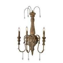 See Details - Gus Sconce